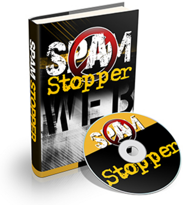 Product picture Spam Stopper With PLR