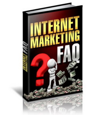Product picture Internet Marketing FAQ With PLR