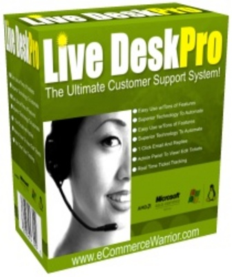 Product picture 2010 Live DeskPro
