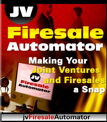 Product picture JV Fire Sale Automator