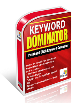 Product picture New Keyword Dominator With Master Resale Rights