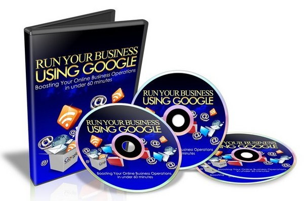 Product picture Run Your Business Using Google / With MRR