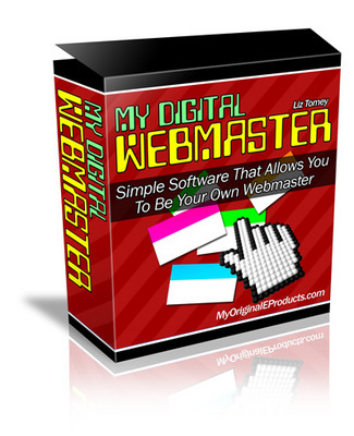 Product picture My Digital Webmaster - Unlimited Websites Generator / MRR