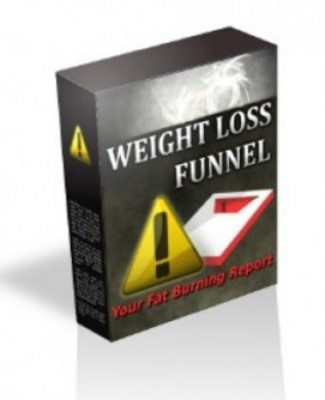 Product picture Weight Loss Funnel With PLR