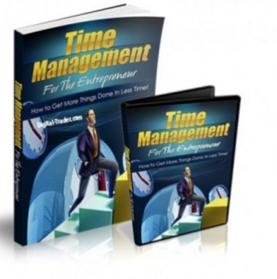 Product picture Time Management Entrepreneur With MRR