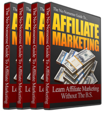 Product picture The No-Nonsense Guide To Affiliate Marketing W ith MRR