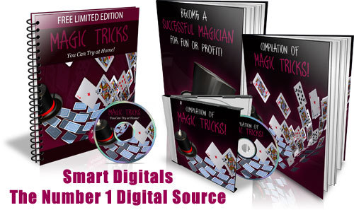Product picture Become a Successful Magician for Fun and Profit (PLR Rights)